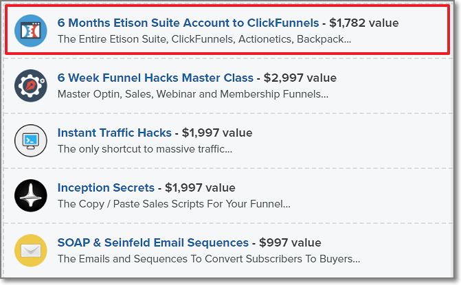 ClickFunnels Special Offer - 6 momths FREE