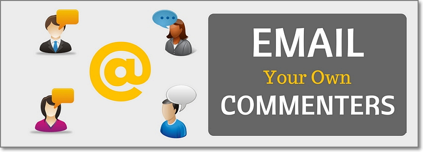 Email Your Own Blog Commenters