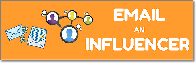 Send a Personalized Email to 100-300 Influencers Within Your Industry
