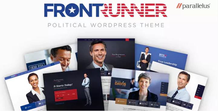 FrontRunner Theme