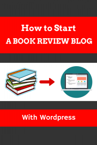 How to start a book review blog