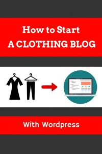 How to start a clothing blog