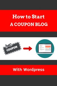 How to start a coupon blog