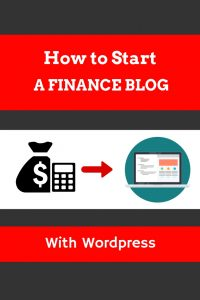 How to start a finance blog