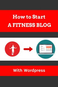 How to start a fitness blog