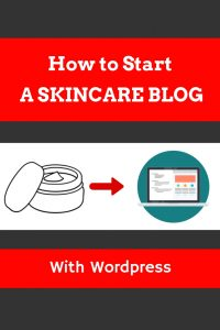How to start a skincare blog
