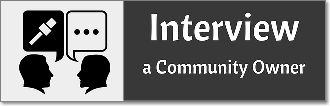 Interview a Community Owner