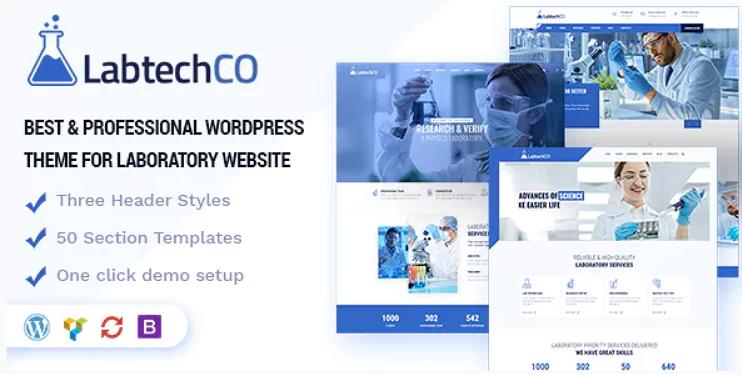 LabtechCo Theme