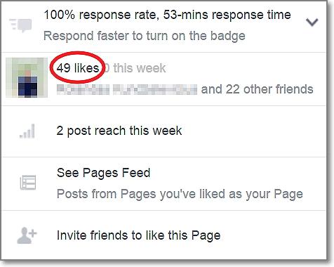 Marius Kiniulis Facebook Page Likes