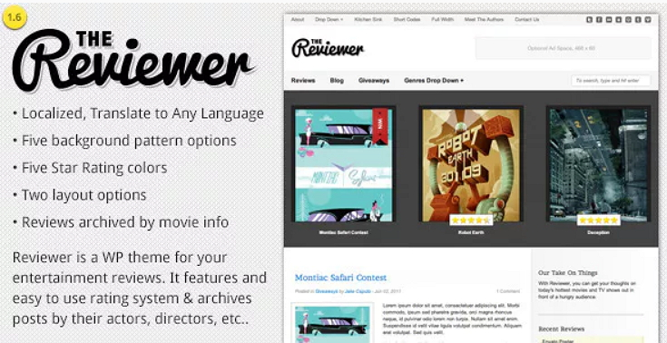 Reviewer Theme