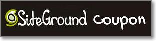 SiteGround Discount Coupon Code