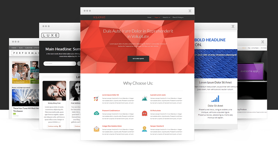 10 Best Thrive Themes Wordpress Themes Templates 2019
