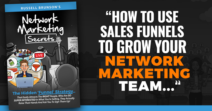 About Network Marketing Secrets Book