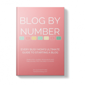 Blog by Number by Suzi Whitford