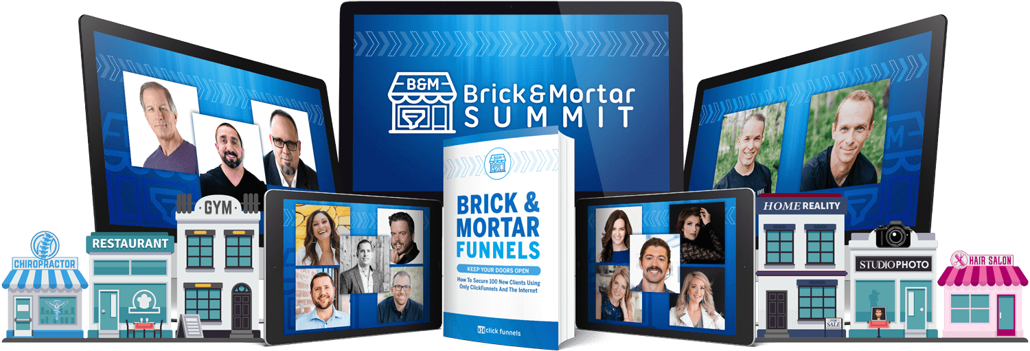 Brick and Mortar Funnels Review (2020) ᐈ 100% FREE Training