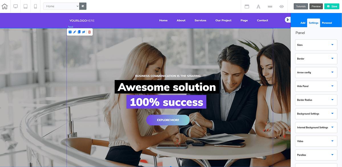 Builderall Build Business Website