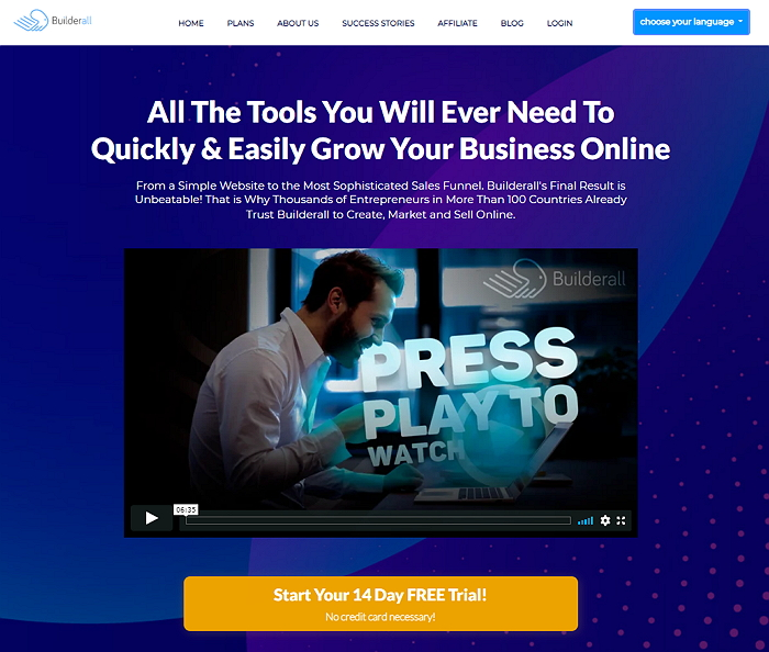Builderall ClickFunnels Alternative