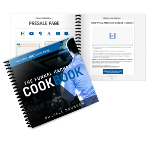 ClickFunnels Funnel Hackers Cookbook