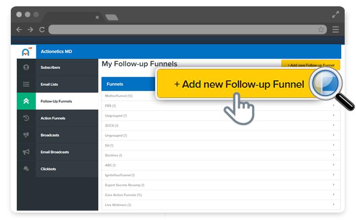 ClickFunnels Follow-Up Funnels