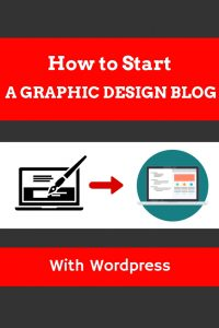 How to start a graphic design blog