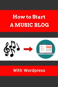 How to start a music blog