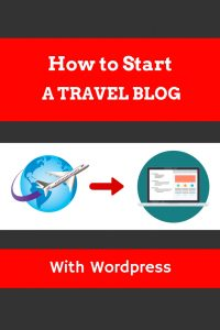How to start a travel website