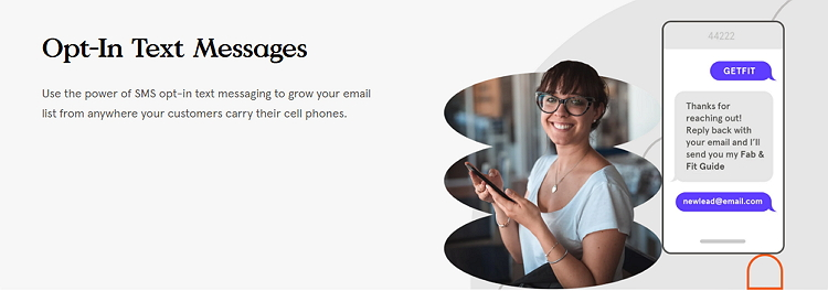 LeadPages SMS