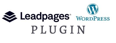 LeadPages Wordoress Plugin