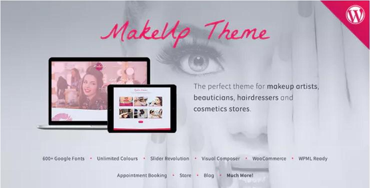 MakeUp Theme