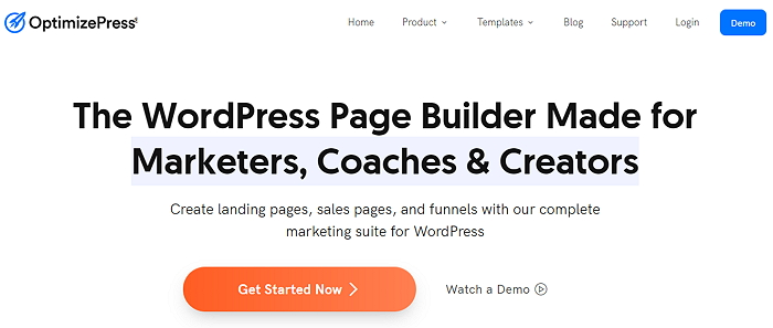 OptimizePress ClickFunnels Alternative