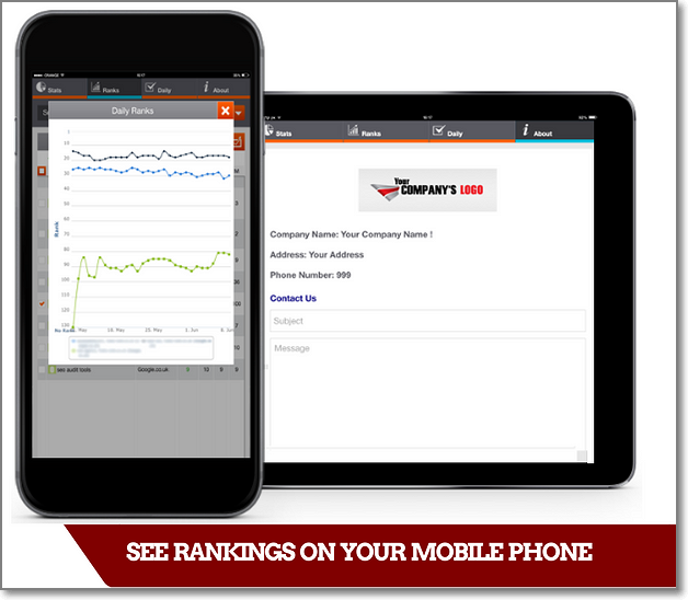 ProRankTracker Mobile App
