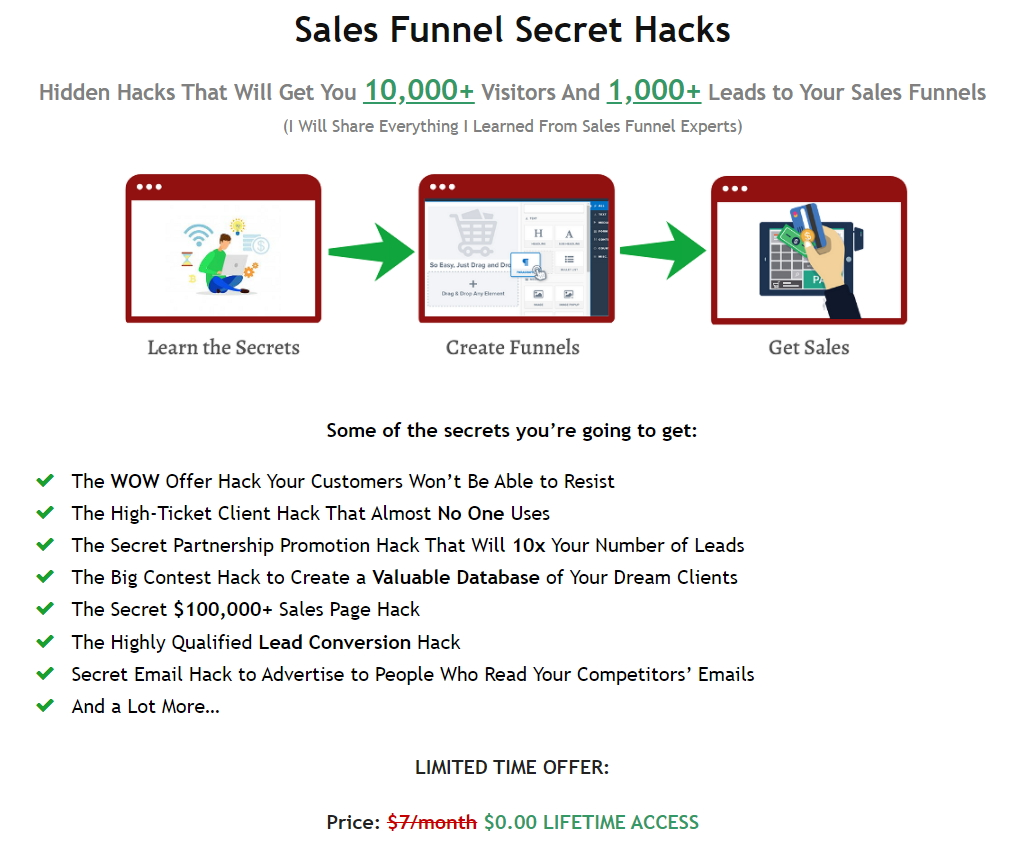 How To Get Clickfunnels For 997 For 6 Months
