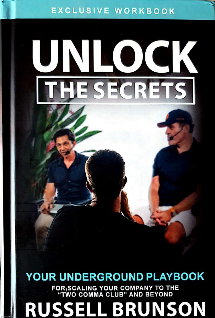 Unlock the Secrets worksheet