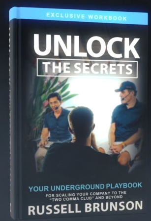 Unlock the secrets book