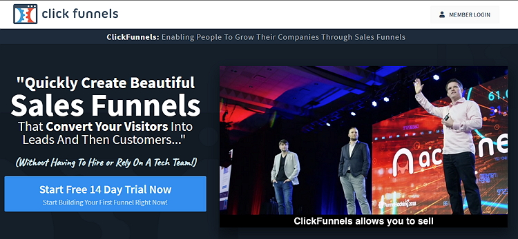 Who should choose ClickFunnels