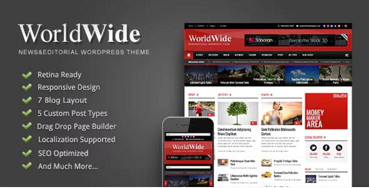 WorldWide Theme