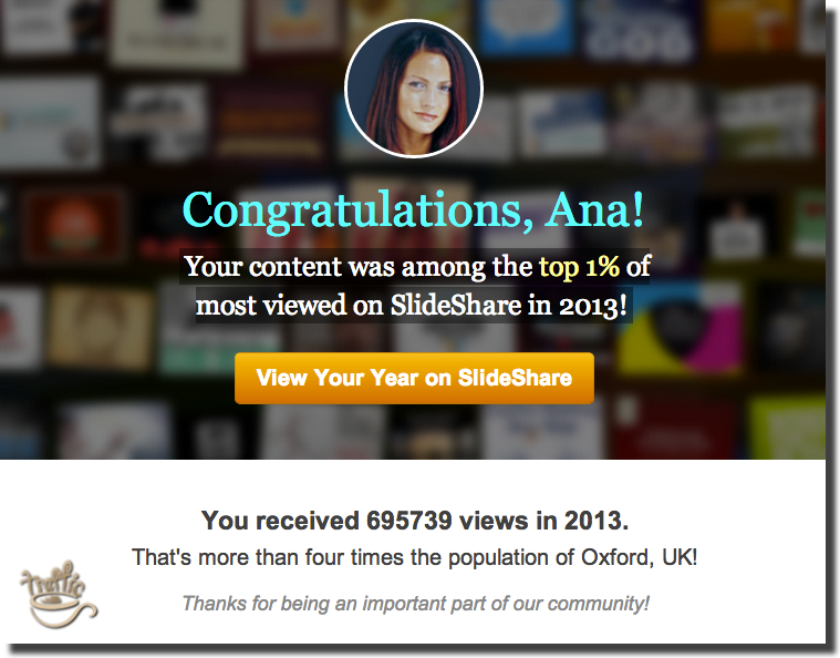 Slideshare Traffic Case Study • From 0 to 243,000 Views in 30 Days