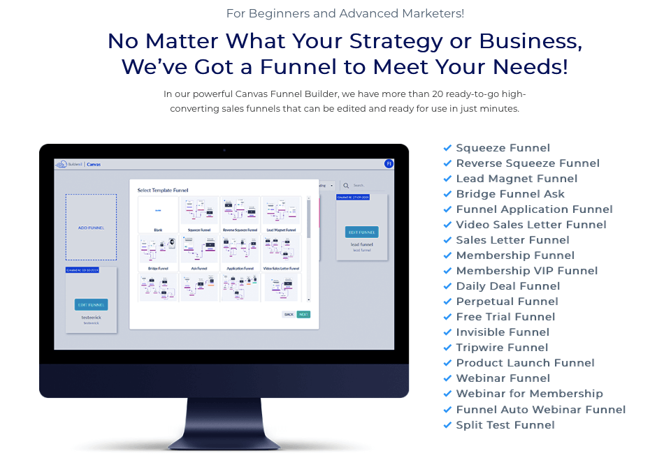 builderall sales funnel