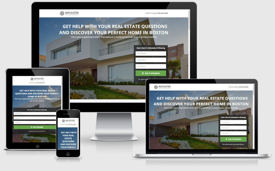 clickfunnels REAL ESTATE LISTING (Optin and Thank You Page)
