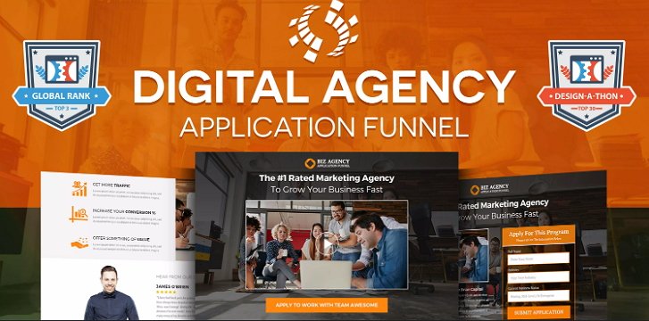 clickfunnels agency template