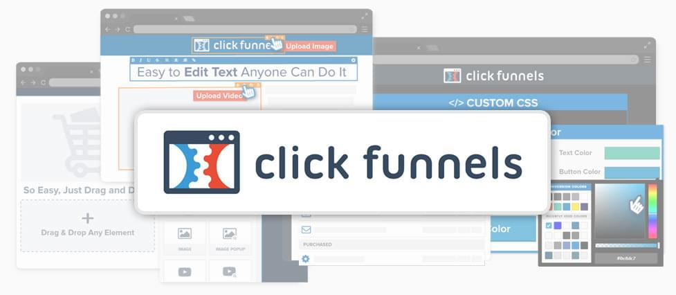 clickfunnels build pages