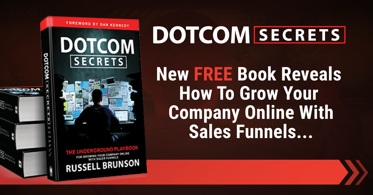 DotCom Secrets Book