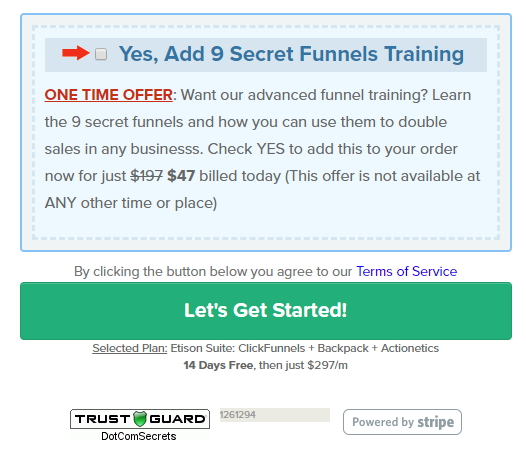 download 9 secret funnels training