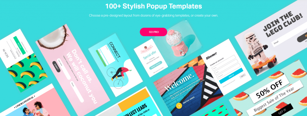 elementor popup templates