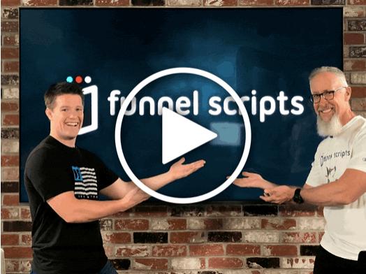 funnel scripts training videos
