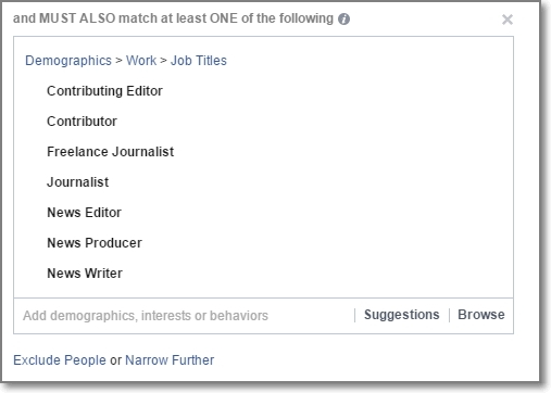 how to get your content noticed by journalists writing for the worlds biggest news agencies with facebook ads