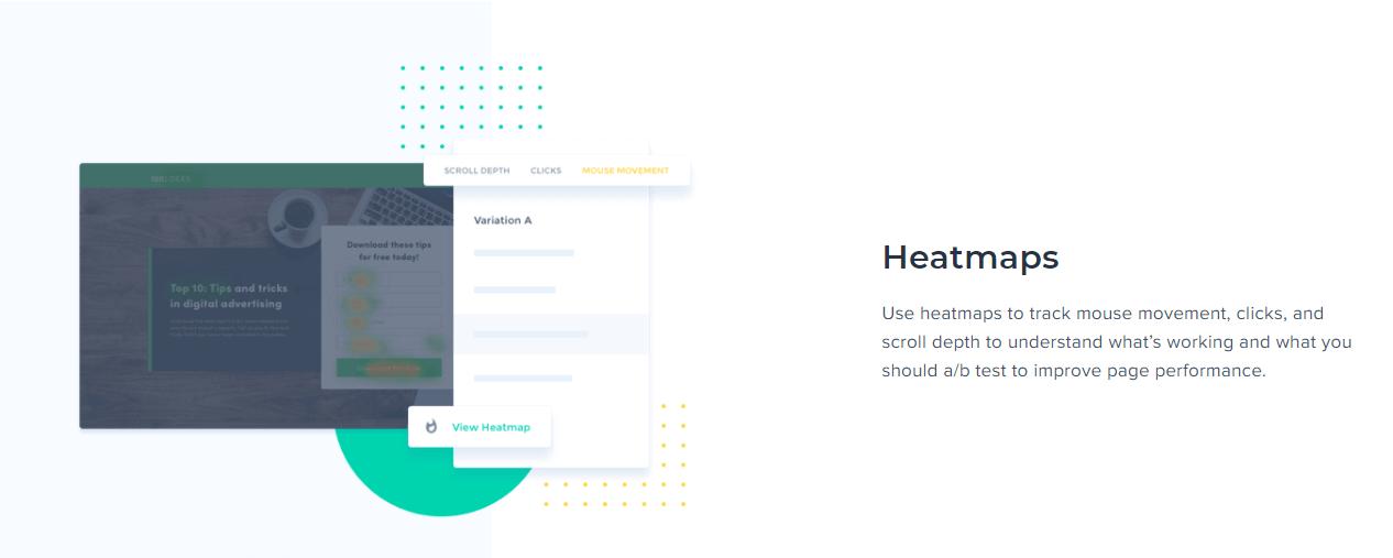 instapage heatmaps