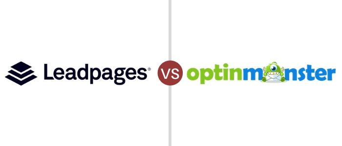 leadpages vs optinmonster