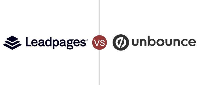 leadpages vs unbounce