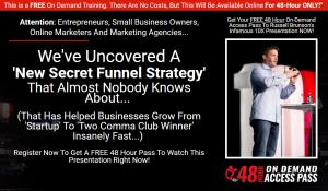 secret funnel strategy webinar